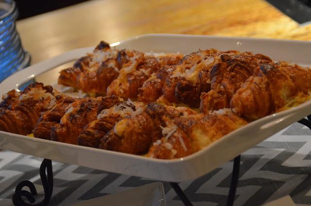 Pina Colada Croissant French Toast